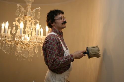 Nechte si vymalovat svůj dům nebo byt od dobrého malíře pokojů