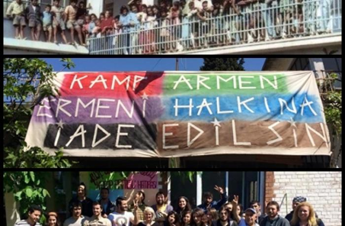 Starosta Istanbulu İmamoğlu podporuje centrum mládeže na památku Hranta Dinka