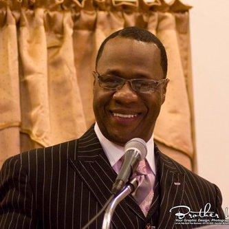 Americký duchovní Tony Muhammad